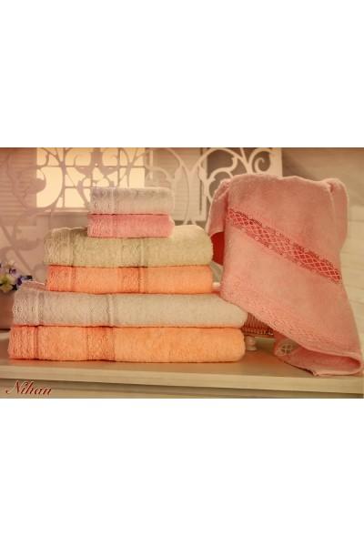 Наборы полотенец. Комплекты полотенец! NIHAN Maison Dor