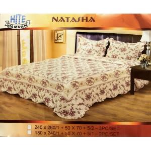 Покрывало NATASHA Цветы 240x260