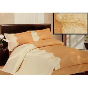 Комплект постельного белья Blue Marina Вышивка