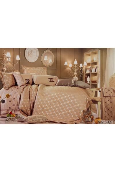 Комплекты постельного белья  ⚜ Chanel ⚜. Постельное белье. КПБ