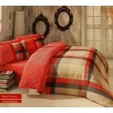 Комплект постельного белья Romeo Soft Classik Berry