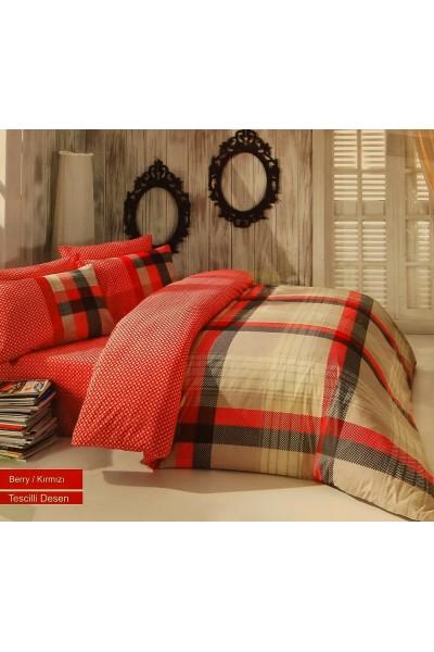 Комплекты постельного белья  ⚜Romeo Soft Classik Berry⚜. Постельное белье. КПБ