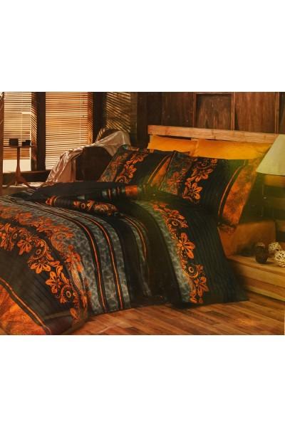 Комплекты постельного белья  ⚜ Romeo Soft Black and Gold⚜. Постельное белье. КПБ