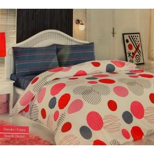 Комплект постельного белья Romeo Soft Classik Ekinoks Shariki