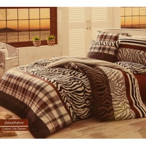 Комплект постельного белья Romeo Soft Classik Zebra
