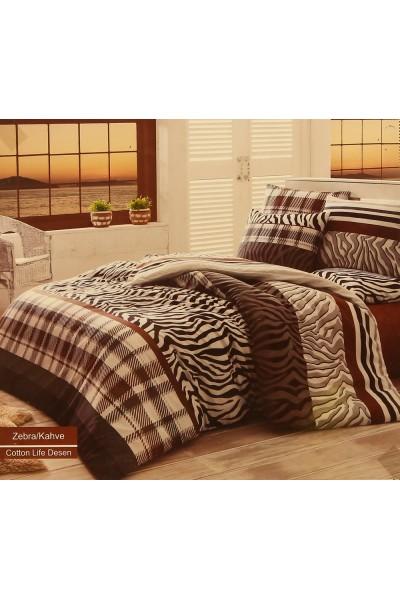 Комплекты постельного белья  ⚜ Romeo Soft Classik Zebra ⚜. Постельное белье. КПБ