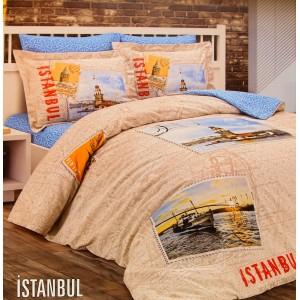 Комплект постельного белья Romeo Soft Ranforce ISTAMBUL