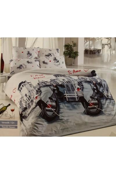 Комплекты постельного белья  ⚜ Romeo Soft Ranforce Veneciya ⚜. Постельное белье. КПБ