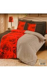 Комплект постельного белья Romeo Soft Classik VICTORIYA