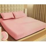 Комплект постельного белья Maison Dor Простынь на резинке (махра)